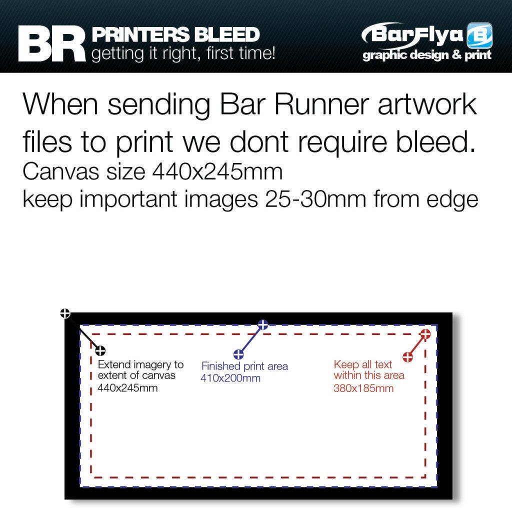 Barflya Store template_bar Runner Small