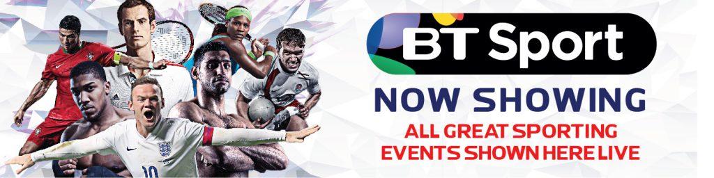 BT Sports Banner