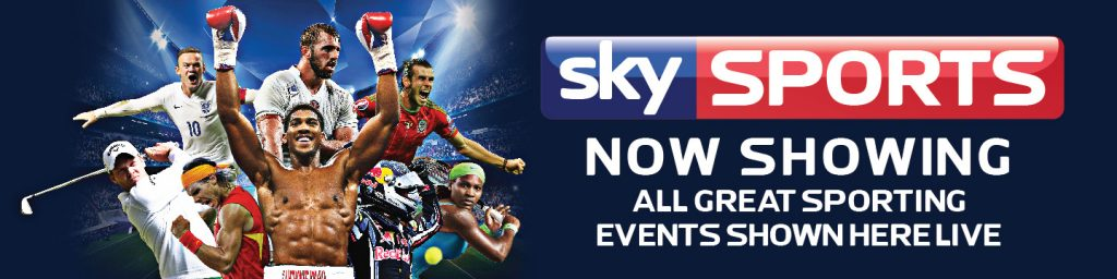 Sky Sports Banner
