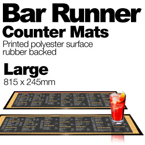 Stonegate Bar Runner 2019